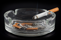 Alpine Smoking Ashtray