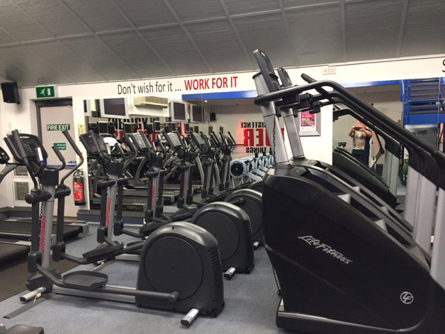 Alpine Health Club Cardio Equipment 1