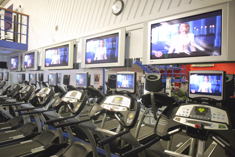Alpine Health Club Cardio Equipment 2