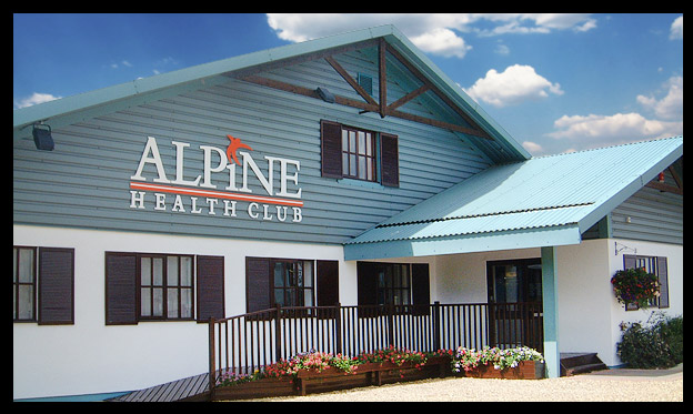 Alpine Health Club Building